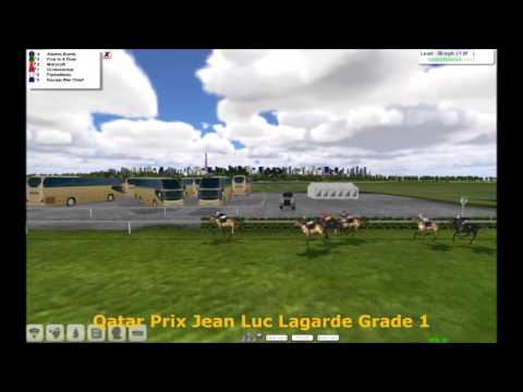 Season 3 FR WK10 R22 Qatar Prix Jean Luc Lagarde