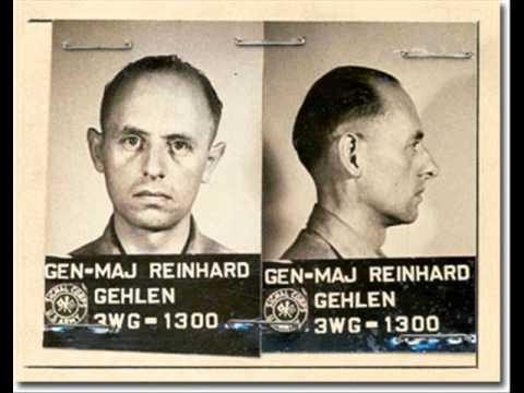 A Basic Introdoction To Reinhard Gehlen's Objectives