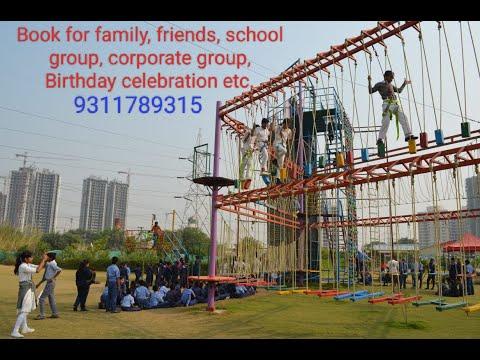 De Adventure Park Some Activities