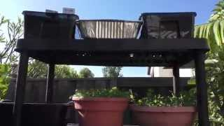 Vertical Gardening Made Easy - Small Space Vegetable Garden