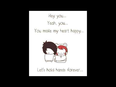 ♫ I will always be yours forever and...