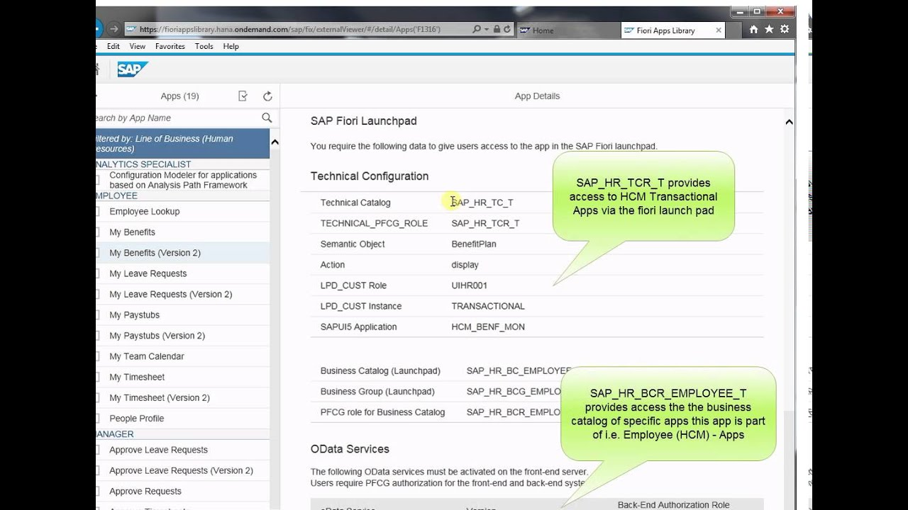 Add SAP Fiori app to your SAP launchpad