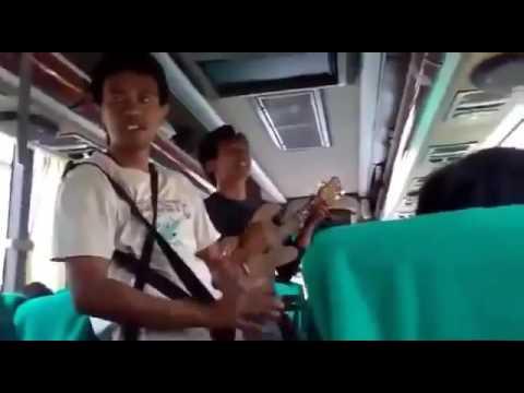 Pengamen Di Bus Kota Wirosari Purwodadi  Lucu Dan Kocak Lagu Ciptaan Sendiri, Koplak