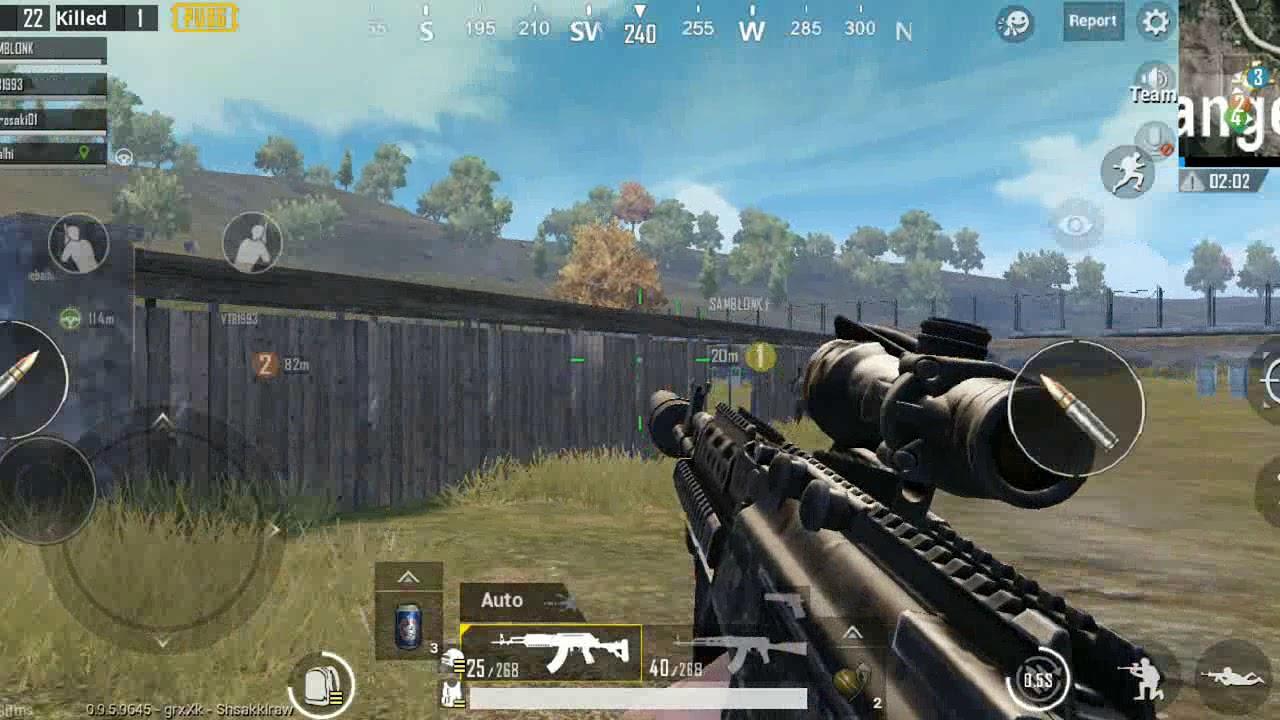 M762 Pubg: PUBG Mobile New Weapon M762 (Auto, Burst, Single)