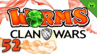 WORMS CLAN WARS # 52 - Place beyond the Worms «» Let