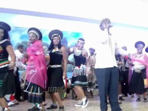 Força Jovem Angola (Gospel Choir em Angola)