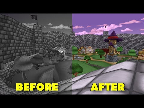 How To Get Color In Ye Old Toontowne (Toontown Corporate Clash)