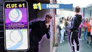 Fortnite HIDE & SEEK en LA VIDA REAL!!! (Entonces esto sucedió...)