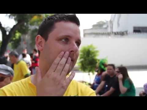 Dawah to Christian Missionaries in Rio de Janeiro, Brazil