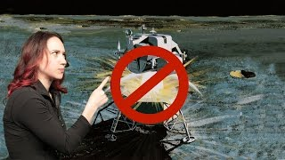 How the Lunar Module Launched from the Moon Without a Flame