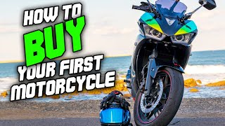 Learn how to buy your first motorcycle | Simple guide for beginners |Hints, Tips, Tricks
