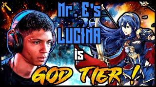Mr. E's Lucina is GOD TIER! | Smash Ultimate