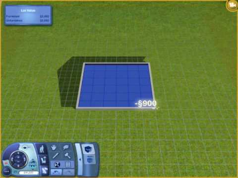 how to delete basement sims 4