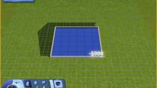 The Sims 3- How To Make A Basement Using The Basement Tool