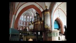 D.Buxtehude:Toccata d-moll  BuxWV 155 Orgel  Ludgeri-Kirche