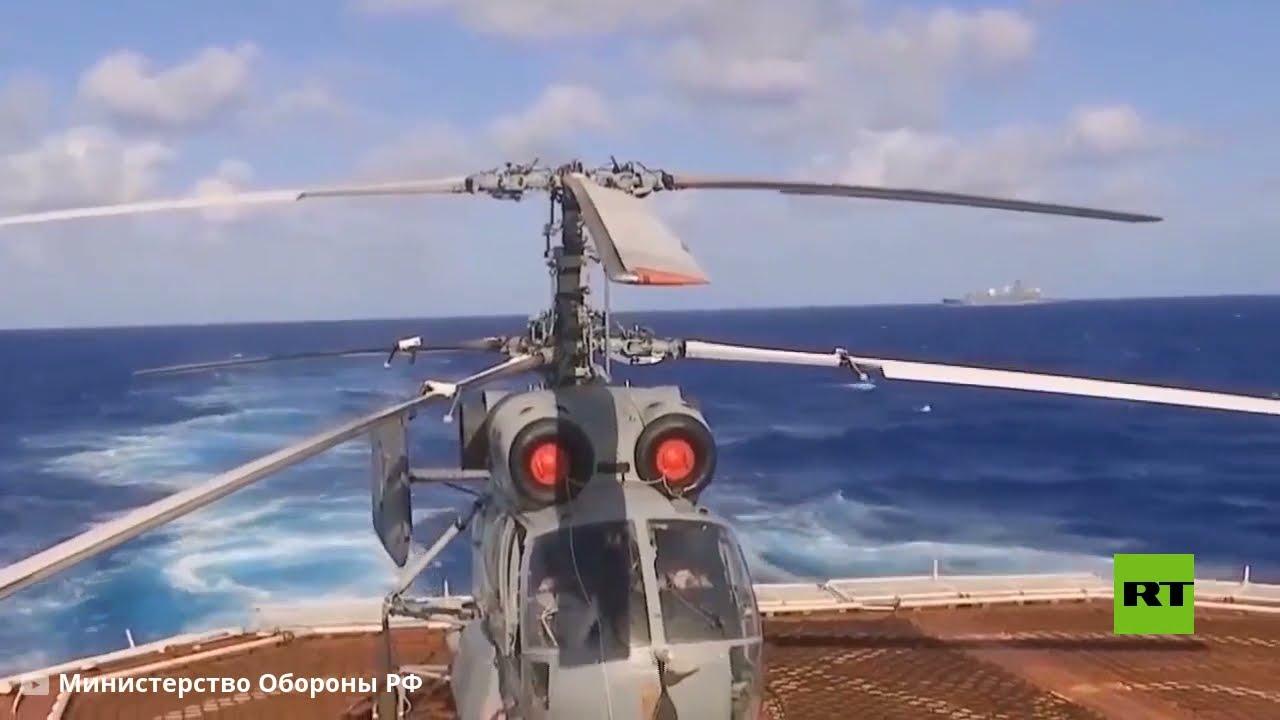 لقطات جديدة من مناورات القوات الروسية في المحيط الهادئ  - نشر قبل 46 دقيقة