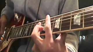 guitar cover (2011.12.26 音声のずれを修正)