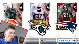 Only Can DRAFT Player If I Know What Team Drafted Them! Madden 19 Draft