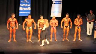 Matt Ogus - NANBF Washington State Naturals 2011 - open men short 1st place