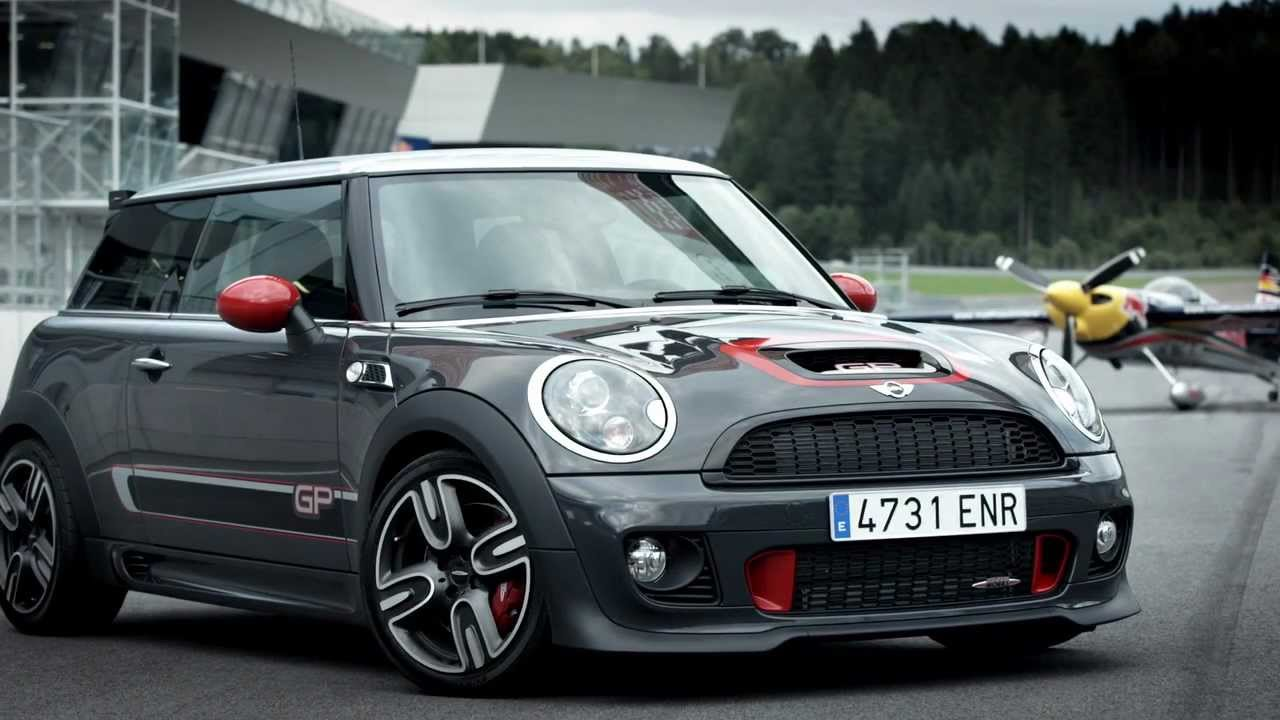 Exclusive MINI John Cooper Works GP Video Taking Flight at Red