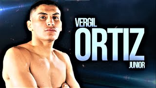 The Speed And Power Of Vergil Ortiz Jr