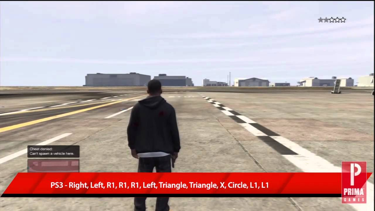 GTA 5 Cheats: Spawn Crop Duster - YouTube