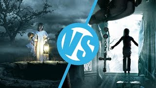 Annabelle: Creation VS The Conjuring 2 : Movie Feuds