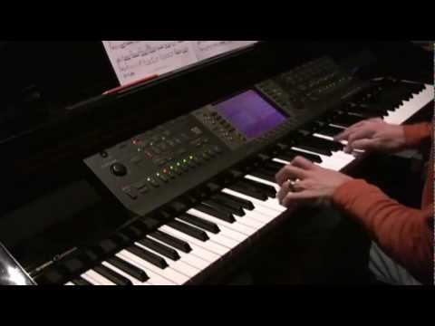 Billy Joel - Invention In C Minor STEREO