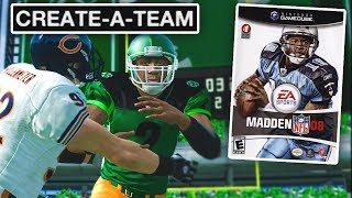 Madden 08 is actually better than today's Madden