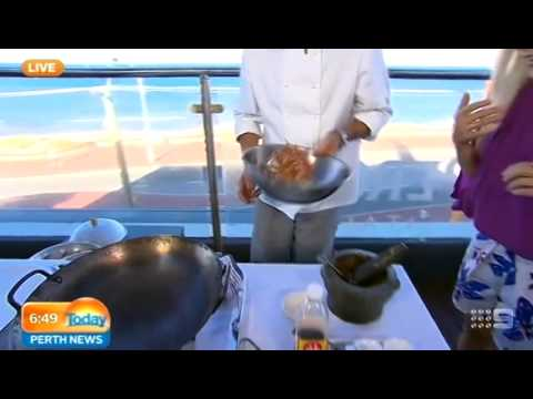 Festive Foods - Soda Sun Lounge | Today Perth News