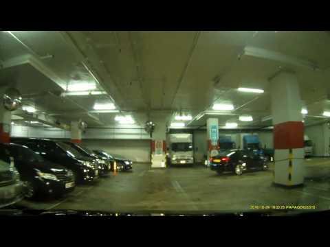 深水埗西九龍中心停車場 (入) Dragon Centre Carpark in Sham Shui Po (In)