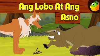 Ang Lobo At Ang Asno [The Wolf and the Donkey] | Aesop's Fables in Filipino | MagicBox Filipino