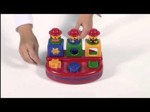 Tolo Toys Pop Up Teddies Demo