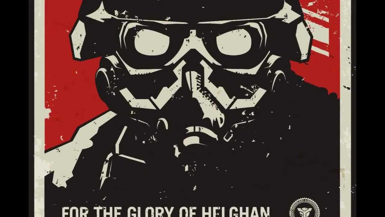 Killzone Unlockable 1 Propaganda Poster Youtube