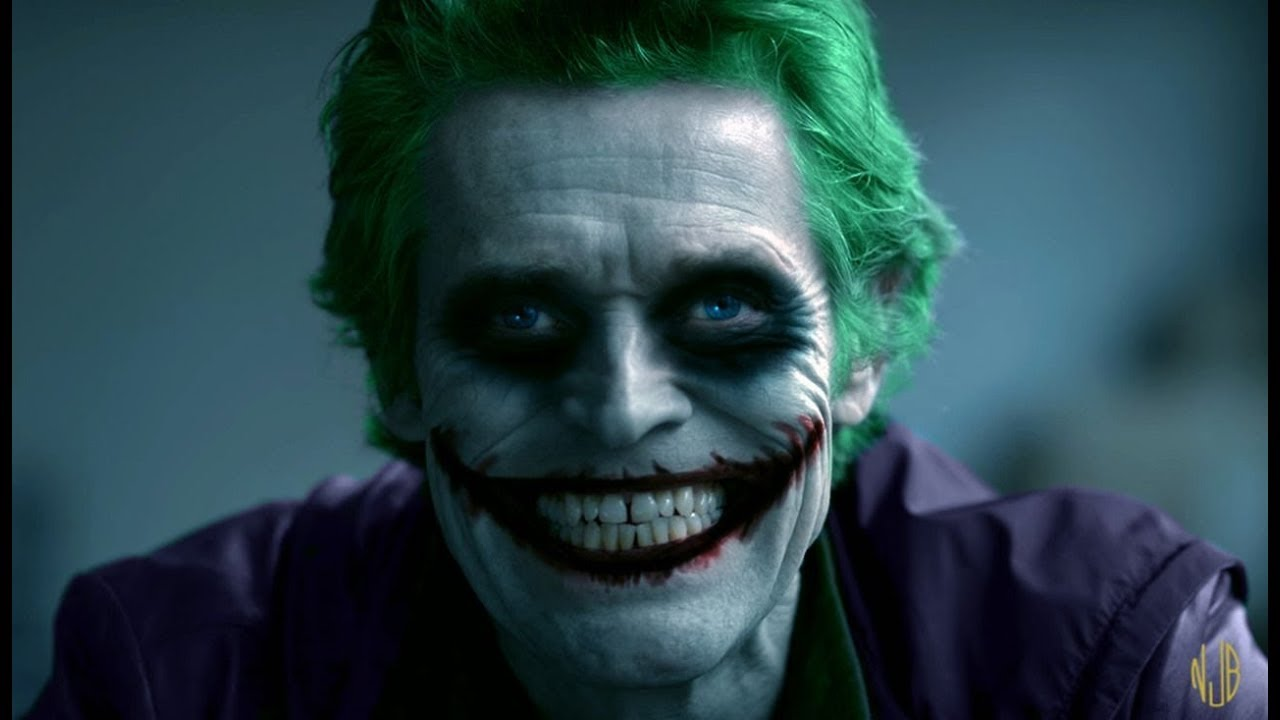 The Joker 2019 Teaser Trailer 1 Willem Dafoe Martin Scorsese