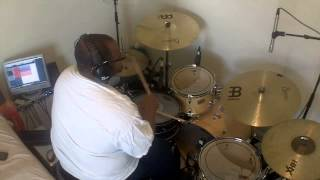 Bishop Marvin Winans - I Feel Like Going On (Drum Cover)
