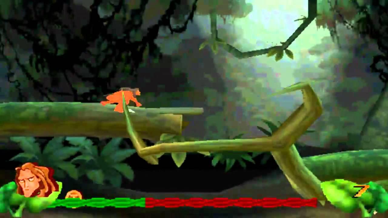 Tarzan Spiel