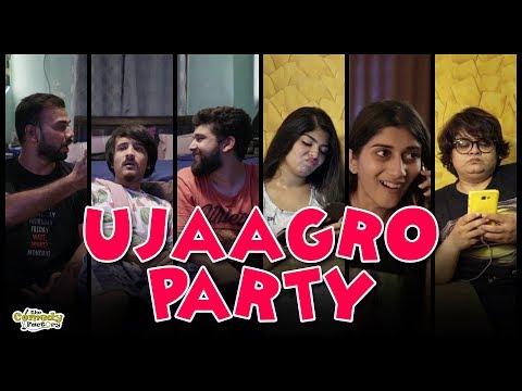 UJAAGRO PARTY ft. Deeksha Joshi | The Comedy Factory