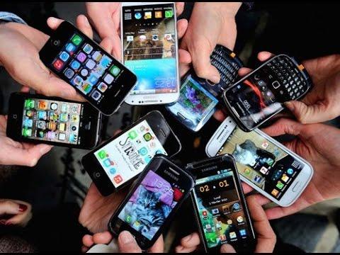 Chợ điện thoại cũ