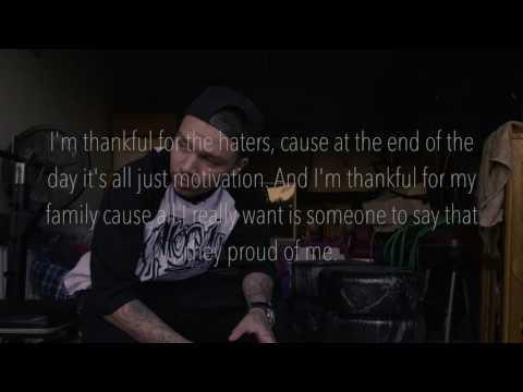 Thankful - Phora lyrics