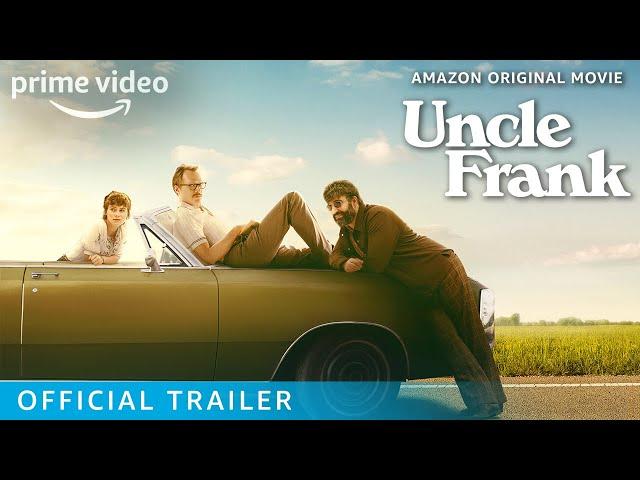 Uncle Frank – Official Trailer | Prime Video