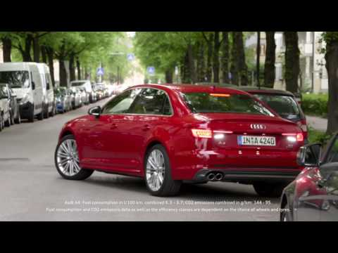 Audi Driver Assistance Systems - Episode 1