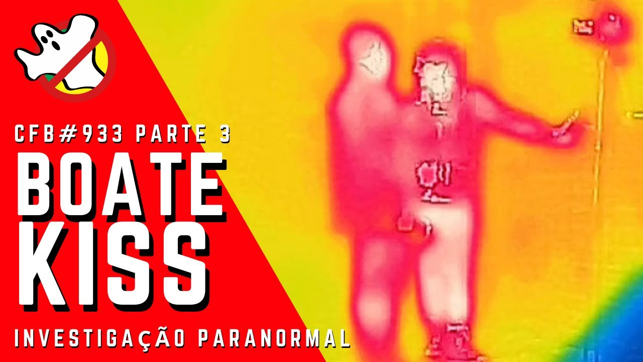 Boate Kiss Investigação Paranormal - Caça Fantasmas Brasil - #933 Parte 3