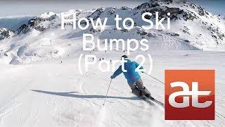 how to ski bumps part 2 alltracks academy