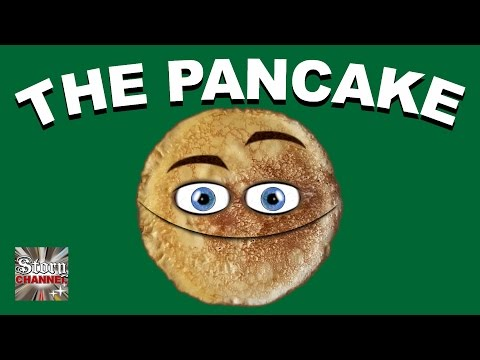The Pancake - Animated Fairy tales | Norwegian Folktales