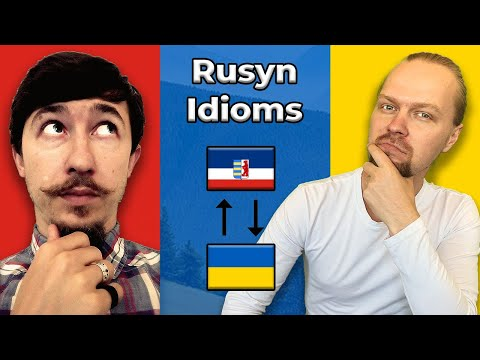 Carpatho Rusyn Language | Can Ukrainian Speakers Understand? | #2