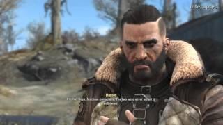Fallout 4 - Killing Maxson during Blind Betrayal (POSSIBLE SPOILERS)