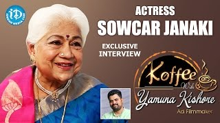 Actress Sowcar Janaki Exclusive Interview || Koffee With Yamuna Kishore #12 || #367