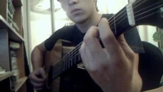 Рычаги Машин (Face2Face, Noize Mc) - Кошка (Видео-урок) cover