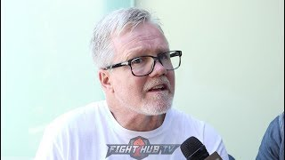 FREDDIE ROACH FEELS AMIR KHAN QUIT; KEITH THURMAN NOT AN EASY OPPONENT FOR MANNY PACQUIAO